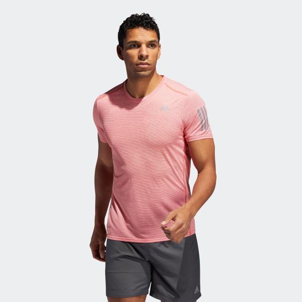 返品可 アディダス公式 ウェア トップス adidas オウンザラン半袖クライマクールTシャツM p0924|adidas