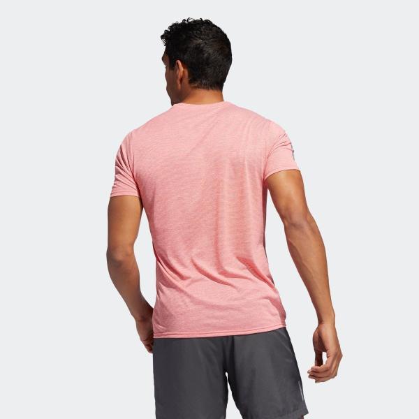 返品可 アディダス公式 ウェア トップス adidas オウンザラン半袖クライマクールTシャツM p0924|adidas|03