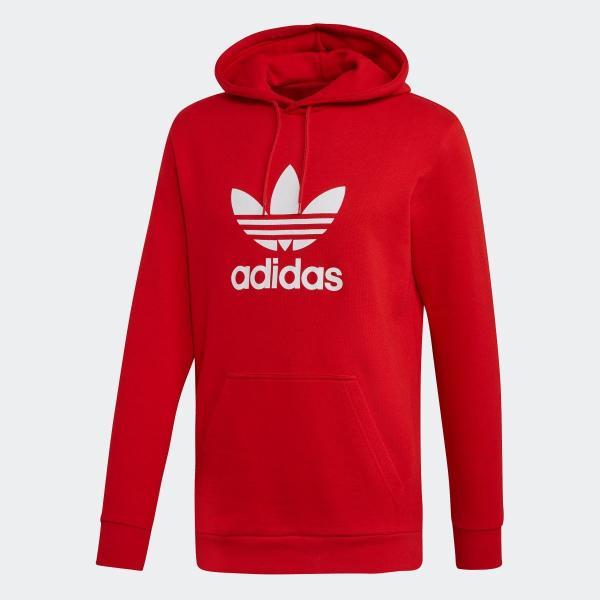 返品可 送料無料 アディダス公式 ウェア トップス adidas トレフォイル パーカー p0924|adidas|05