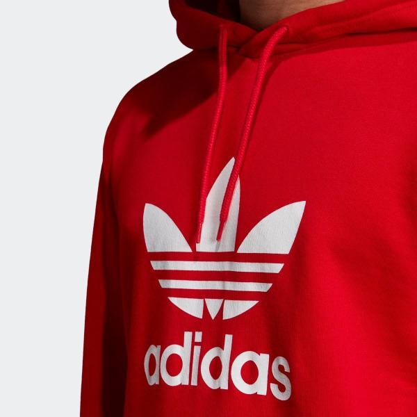 返品可 送料無料 アディダス公式 ウェア トップス adidas トレフォイル パーカー p0924|adidas|08