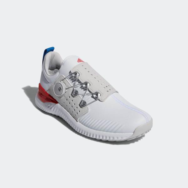 全品送料無料! 07/19 17:00〜07/26 16:59 返品可 アディダス公式 シューズ スポーツシューズ adidas アディクロスバウンスボア(人工皮革)【ゴルフ】|adidas|04