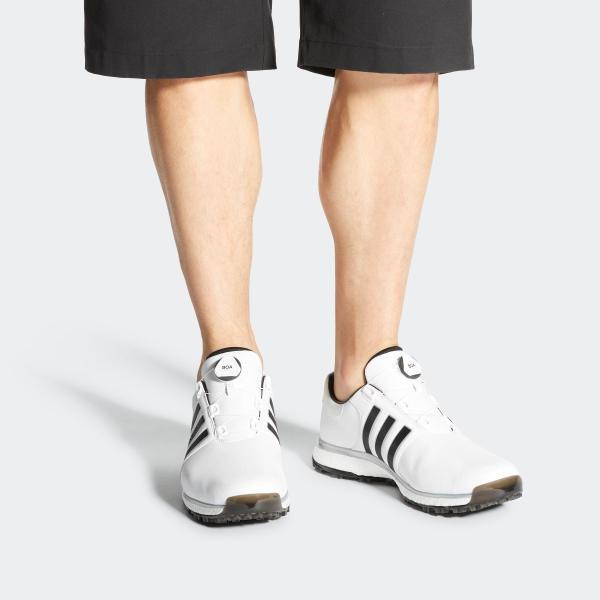 返品可 送料無料 アディダス公式 シューズ スポーツシューズ adidas ツアー360 XT スパイクレス ボア 【ゴルフ】|adidas|02