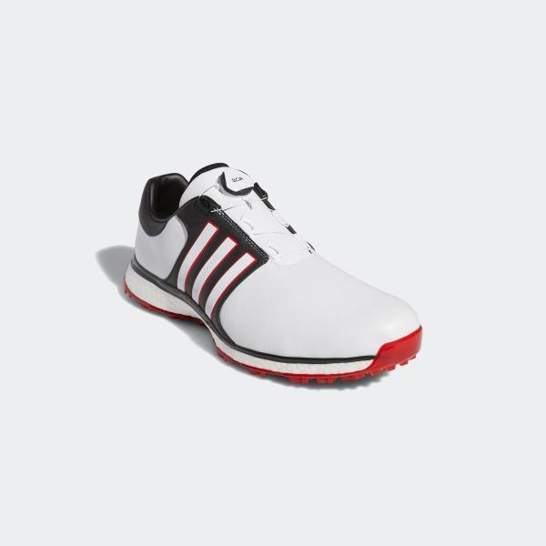 返品可 送料無料 アディダス公式 シューズ スポーツシューズ adidas ツアー360 XT スパイクレス ボア 【ゴルフ】|adidas|06