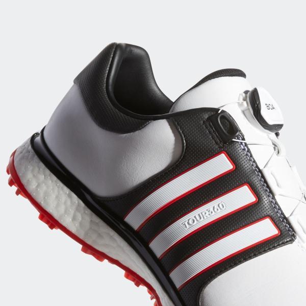 返品可 送料無料 アディダス公式 シューズ スポーツシューズ adidas ツアー360 XT スパイクレス ボア 【ゴルフ】|adidas|10