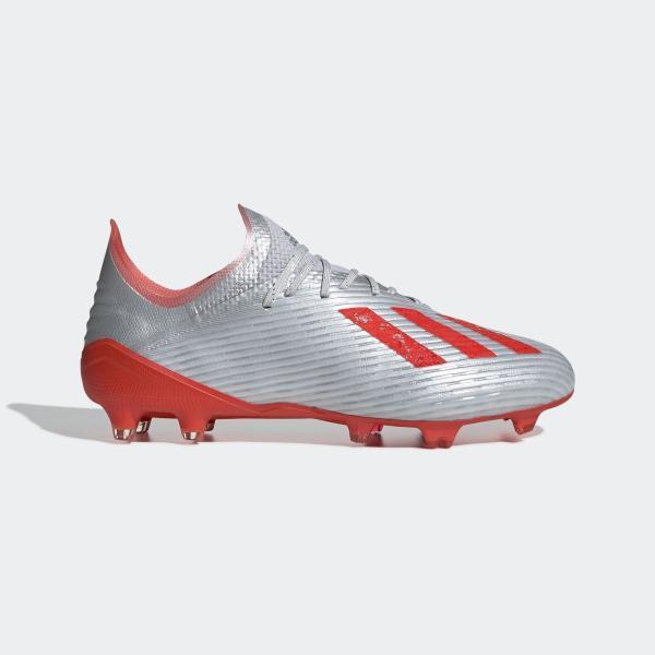 返品可 送料無料 アディダス公式 シューズ スパイク adidas エックス 19.1 FG / 天然芝用 adidas