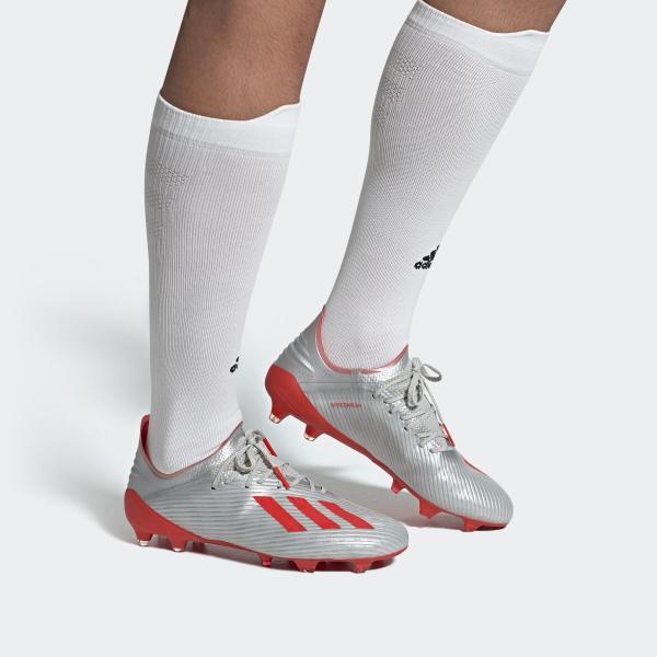 返品可 送料無料 アディダス公式 シューズ スパイク adidas エックス 19.1 FG / 天然芝用 adidas 03