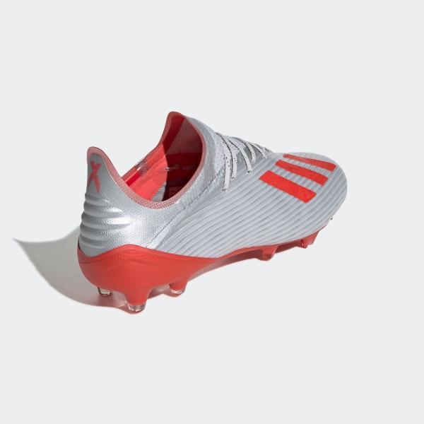 返品可 送料無料 アディダス公式 シューズ スパイク adidas エックス 19.1 FG / 天然芝用 adidas 07