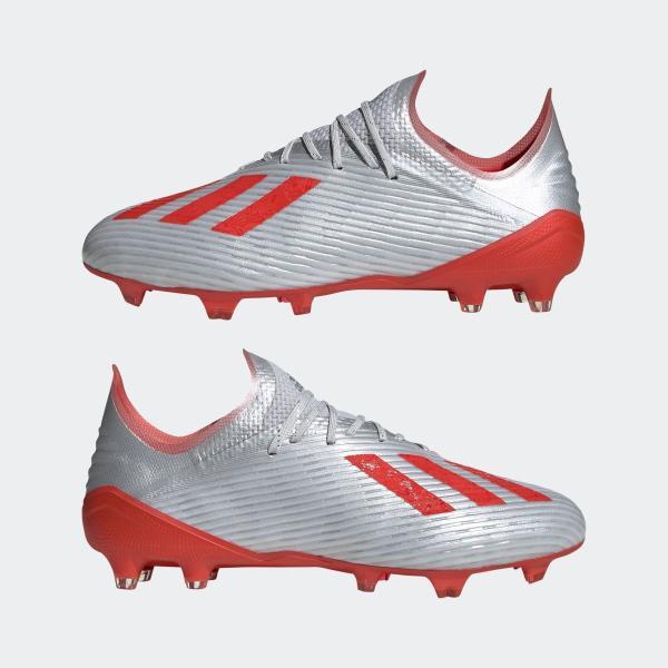 返品可 送料無料 アディダス公式 シューズ スパイク adidas エックス 19.1 FG / 天然芝用 adidas 10