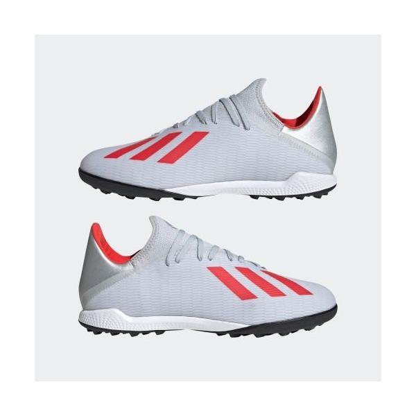 全品ポイント15倍 07/19 17:00〜07/22 16:59 返品可 送料無料 アディダス公式 シューズ スポーツシューズ adidas エックス 19.3 TF / フットサル用 / ターフ用|adidas|08
