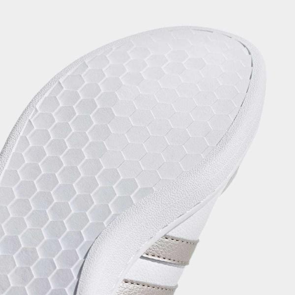 返品可 アディダス公式 シューズ スニーカー adidas グランドコート LEA W / GRANDCOURT LEA W|adidas|10