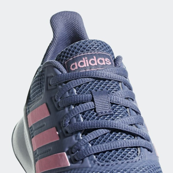 返品可 アディダス公式 シューズ スポーツシューズ adidas ファルコンラン K / FALCONRUN K p0924|adidas|08