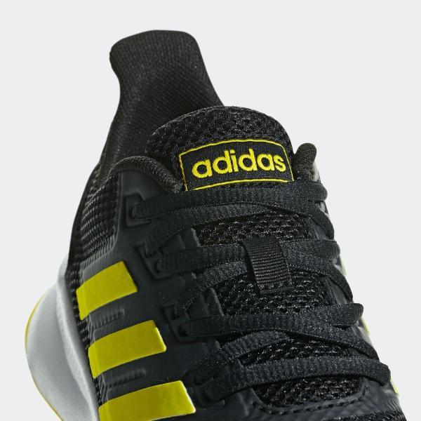全品ポイント15倍 09/13 17:00〜09/17 16:59 返品可 アディダス公式 シューズ スポーツシューズ adidas ファルコンラン K / FALCONRUN K|adidas|08