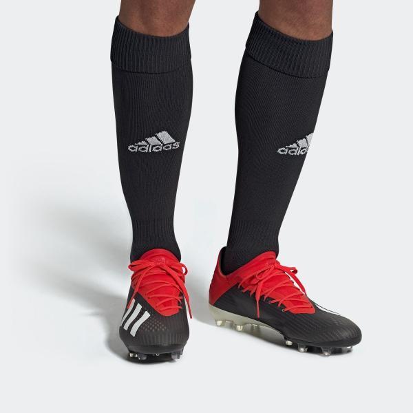 セール価格 送料無料 アディダス公式 シューズ スパイク adidas エックス 18.2-ジャパン HG/AG / 硬い土用 / 人工芝用|adidas|02