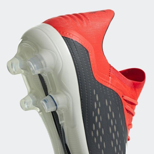 セール価格 送料無料 アディダス公式 シューズ スパイク adidas エックス 18.2-ジャパン HG/AG / 硬い土用 / 人工芝用|adidas|09