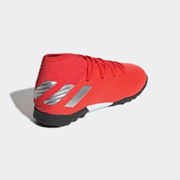 全品送料無料! 08/14 17:00〜08/22 16:59 返品可 アディダス公式 シューズ スポーツシューズ adidas ネメシス 19.3 TF J / フットサル用 / ターフ用|adidas|05