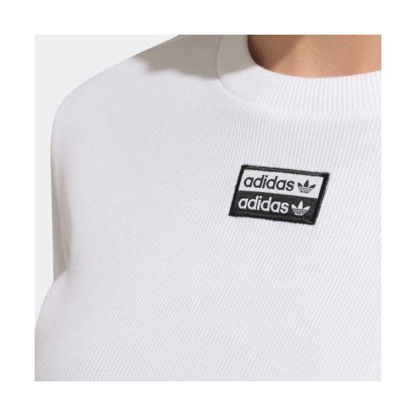 全品送料無料! 08/14 17:00〜08/22 16:59 セール価格 アディダス公式 ウェア トップス adidas RIB TEE|adidas|08