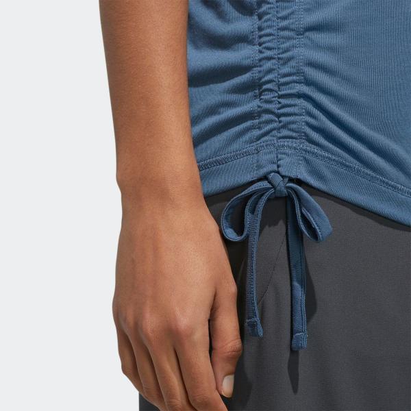 全品送料無料! 08/14 17:00〜08/22 16:59 返品可 アディダス公式 ウェア トップス adidas W M4T ストリングTシャツ adidas 08