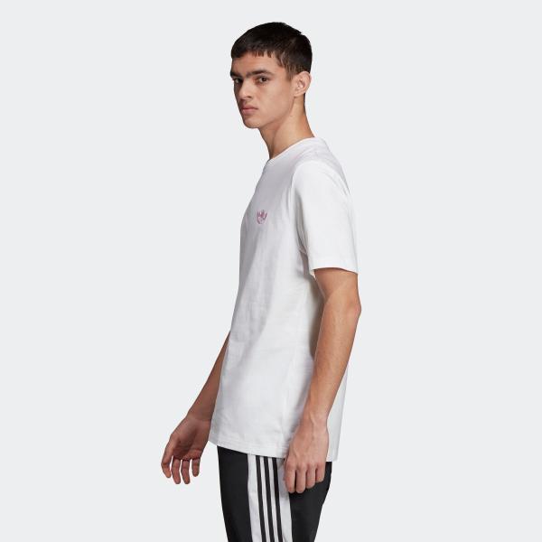 全品送料無料! 08/14 17:00〜08/22 16:59 返品可 アディダス公式 ウェア トップス adidas トレフォイルWAPPEN 半袖Tシャツ|adidas|02