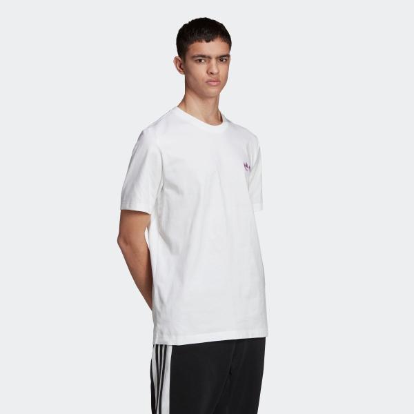 全品送料無料! 08/14 17:00〜08/22 16:59 返品可 アディダス公式 ウェア トップス adidas トレフォイルWAPPEN 半袖Tシャツ|adidas|04