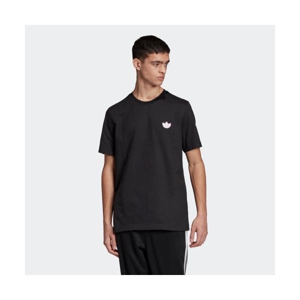 全品送料無料! 08/14 17:00〜08/22 16:59 返品可 アディダス公式 ウェア トップス adidas トレフォイルWAPPEN Tシャツ adidas