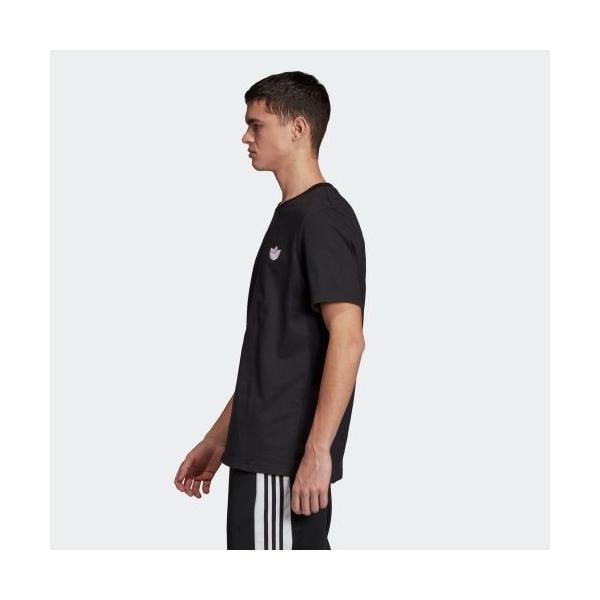 全品送料無料! 08/14 17:00〜08/22 16:59 返品可 アディダス公式 ウェア トップス adidas トレフォイルWAPPEN Tシャツ adidas 02