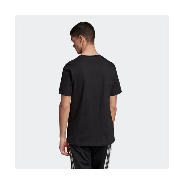 全品送料無料! 08/14 17:00〜08/22 16:59 返品可 アディダス公式 ウェア トップス adidas トレフォイルWAPPEN Tシャツ adidas 03