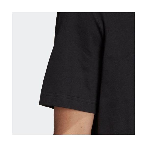 全品送料無料! 08/14 17:00〜08/22 16:59 返品可 アディダス公式 ウェア トップス adidas トレフォイルWAPPEN Tシャツ adidas 09
