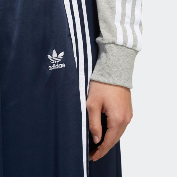 全品ポイント15倍 07/19 17:00〜07/22 16:59 返品可 送料無料 アディダス公式 ウェア ボトムス adidas ロング サテンスカート|adidas|08