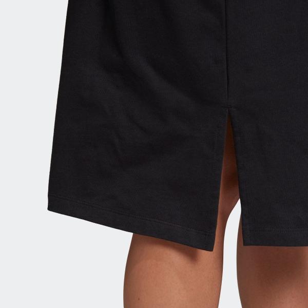 返品可 アディダス公式 ウェア オールインワン adidas トレフォイル ドレス p0924 adidas 08
