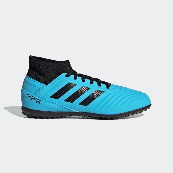 返品可 アディダス公式 シューズ スポーツシューズ adidas プレデター 19.3 TF J / フットサル用 / ターフ用 p0924|adidas