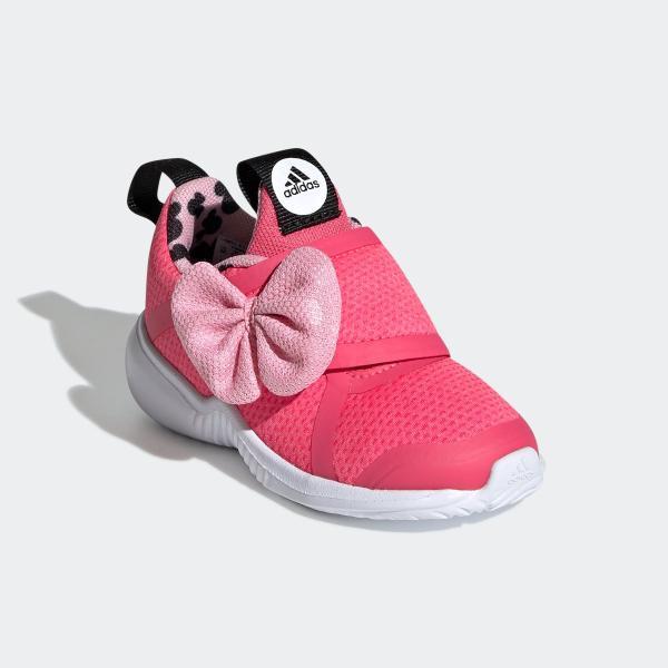 全品ポイント15倍 09/13 17:00〜09/17 16:59 返品可 アディダス公式 シューズ スポーツシューズ adidas ディズニー フォルタラン ミニー AC I / DISNEY FortaR…|adidas|04