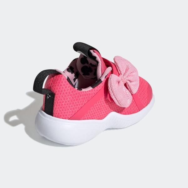 全品ポイント15倍 09/13 17:00〜09/17 16:59 返品可 アディダス公式 シューズ スポーツシューズ adidas ディズニー フォルタラン ミニー AC I / DISNEY FortaR…|adidas|05
