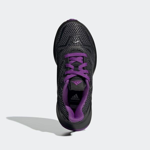 返品可 アディダス公式 シューズ スポーツシューズ adidas MARVEL ブラックパンサー K|adidas|02