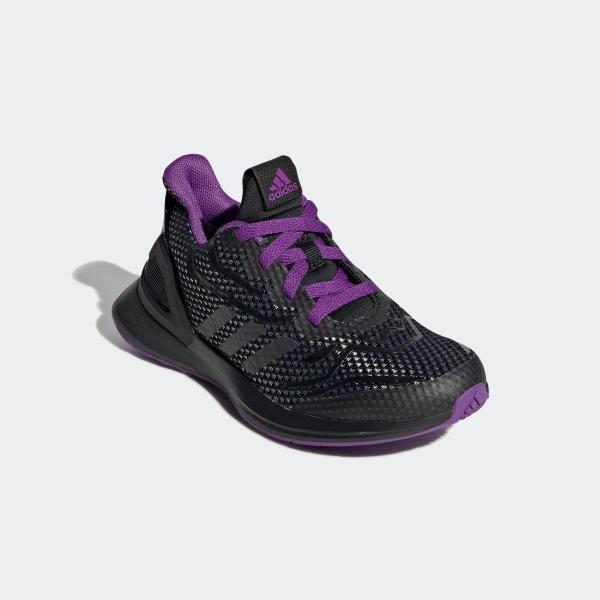 返品可 アディダス公式 シューズ スポーツシューズ adidas MARVEL ブラックパンサー K|adidas|04