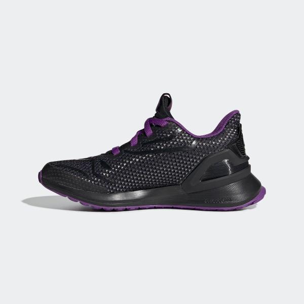 返品可 アディダス公式 シューズ スポーツシューズ adidas MARVEL ブラックパンサー K|adidas|06