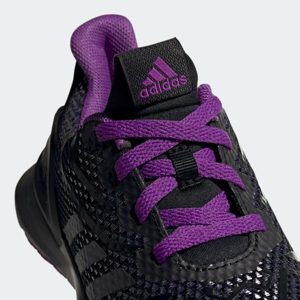 返品可 アディダス公式 シューズ スポーツシューズ adidas MARVEL ブラックパンサー K|adidas|08