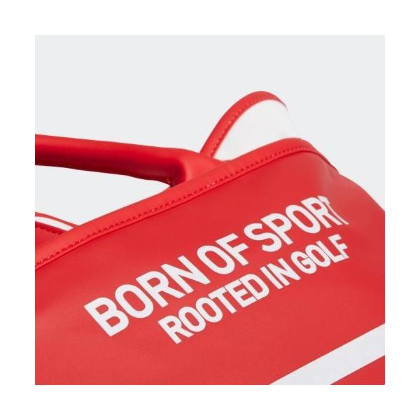 セール価格 アディダス公式 アクセサリー バッグ adidas 3ストライプラウンドトート【ゴルフ】|adidas|06