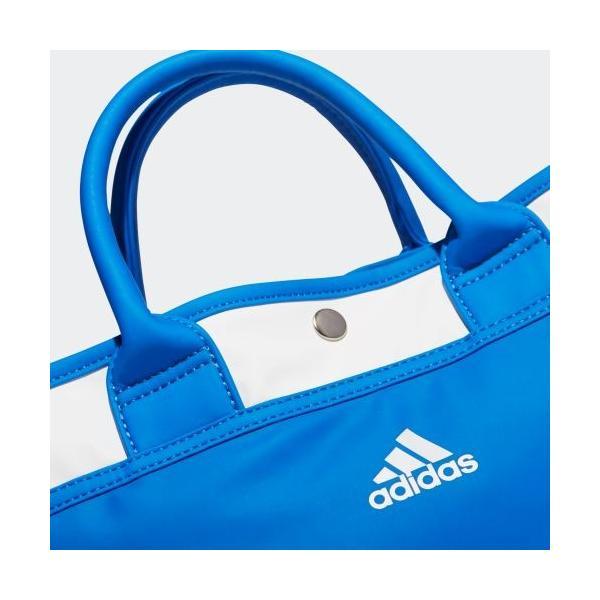 セール価格 アディダス公式 アクセサリー バッグ adidas 3ストライプラウンドトート【ゴルフ】 adidas 05