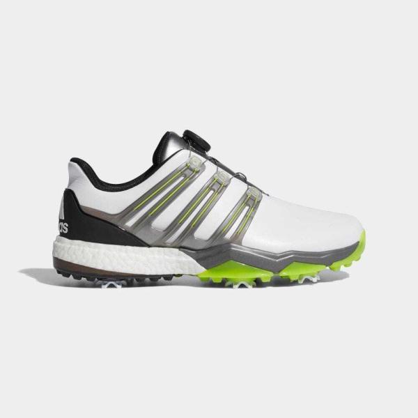 セール価格 送料無料 アディダス公式 シューズ スポーツシューズ adidas パワーバンド ボア ブースト 【ゴルフ】|adidas