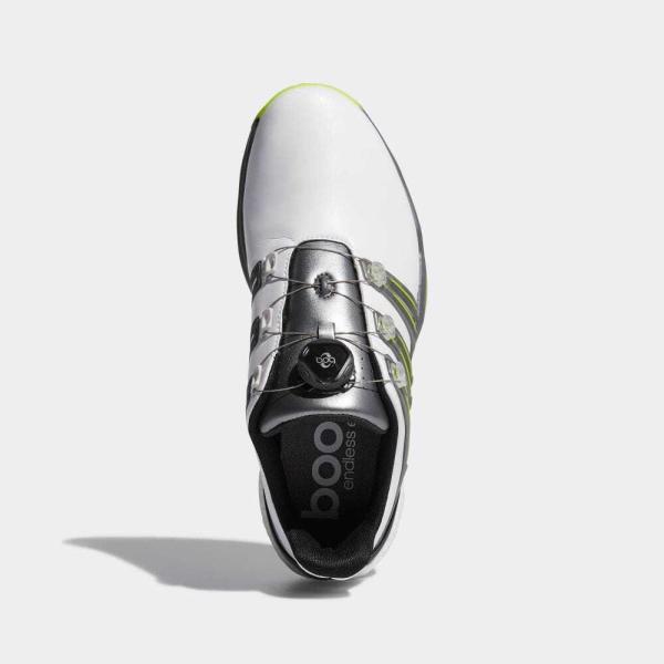 セール価格 送料無料 アディダス公式 シューズ スポーツシューズ adidas パワーバンド ボア ブースト 【ゴルフ】|adidas|02