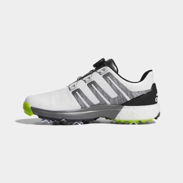 セール価格 送料無料 アディダス公式 シューズ スポーツシューズ adidas パワーバンド ボア ブースト 【ゴルフ】|adidas|06