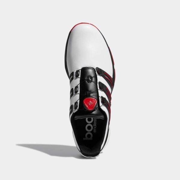 全品ポイント15倍 07/19 17:00〜07/22 16:59 セール価格 送料無料 アディダス公式 シューズ スポーツシューズ adidas パワーバンド ボア ブースト 【ゴルフ】|adidas|02