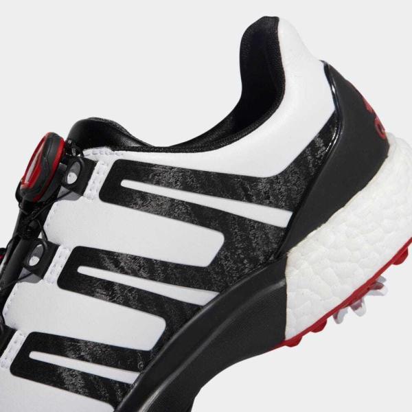 全品ポイント15倍 07/19 17:00〜07/22 16:59 セール価格 送料無料 アディダス公式 シューズ スポーツシューズ adidas パワーバンド ボア ブースト 【ゴルフ】|adidas|08