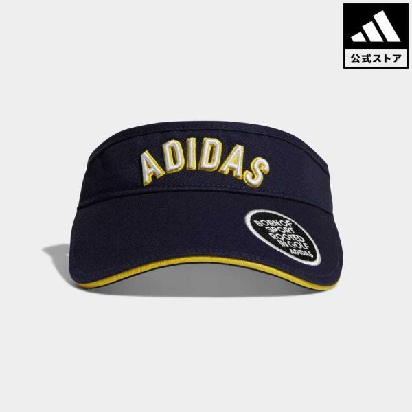 セール価格 アディダス公式 アクセサリー 帽子 adidas adicross コットンツイルバイザー【ゴルフ】|adidas
