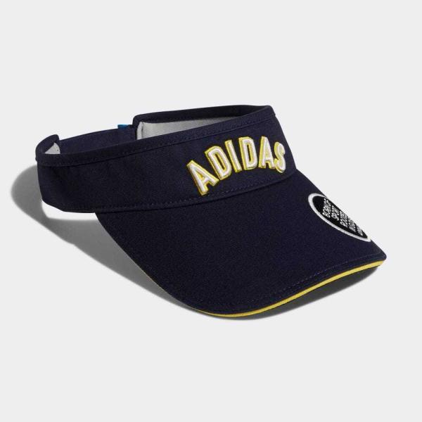セール価格 アディダス公式 アクセサリー 帽子 adidas adicross コットンツイルバイザー【ゴルフ】|adidas|03
