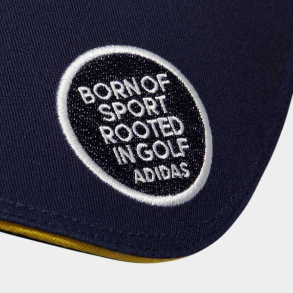 セール価格 アディダス公式 アクセサリー 帽子 adidas adicross コットンツイルバイザー【ゴルフ】|adidas|04