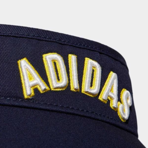 セール価格 アディダス公式 アクセサリー 帽子 adidas adicross コットンツイルバイザー【ゴルフ】|adidas|05