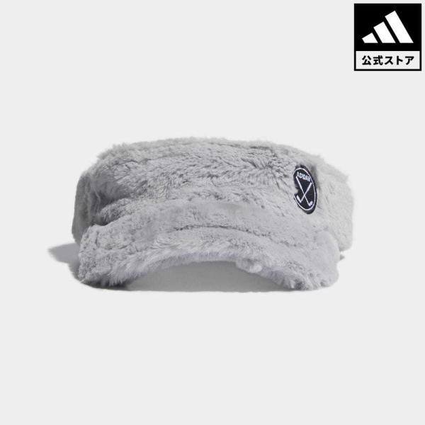 セール価格 アディダス公式 アクセサリー 帽子 adidas adicross シャギーバイザー【ゴルフ】 adidas