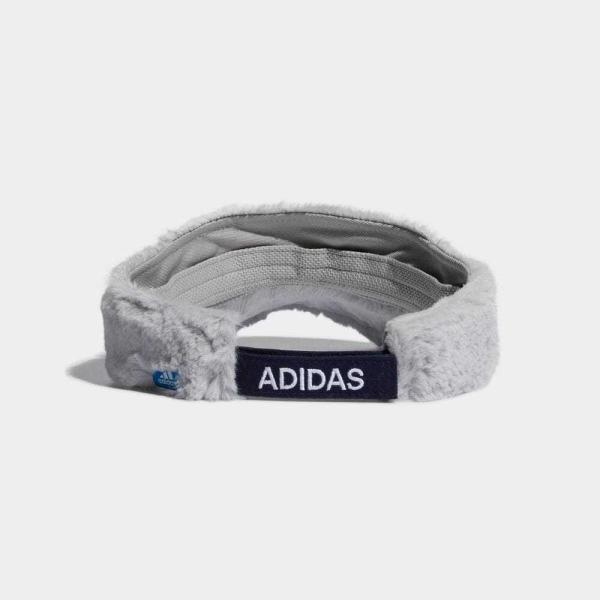 セール価格 アディダス公式 アクセサリー 帽子 adidas adicross シャギーバイザー【ゴルフ】 adidas 02