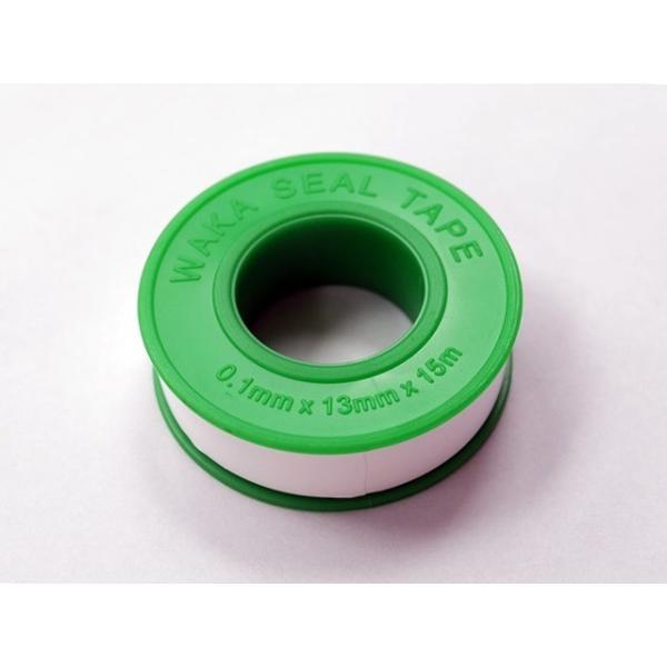 水道用シールテープ 15m 10巻 キャップ付き 水漏れ防止 配管資材 DIY 業務用|adlife|02